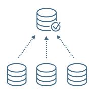 Consolidación de datos