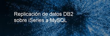 Datenreplikation von DB2 for i nach MySQL