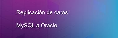 Datenreplikation zwischen MySQL und Oracle